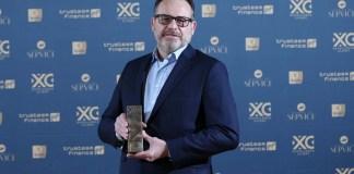 Vincent Salimon, président du directoire de BMW Group France