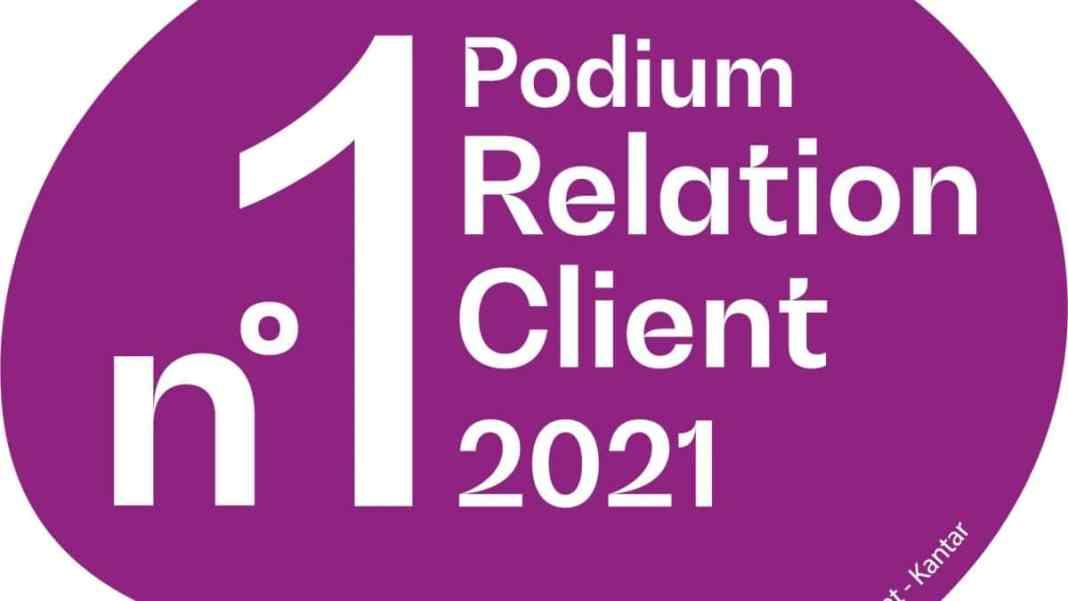 Toyota - Podium de la Relation Client