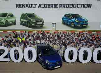 usine Renault Algérie