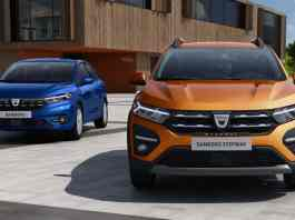 nouvelles Dacia Sandero et Sandero Stepway