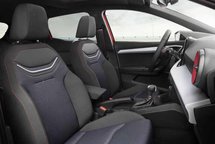 Seat Ibiza restylée 2021
