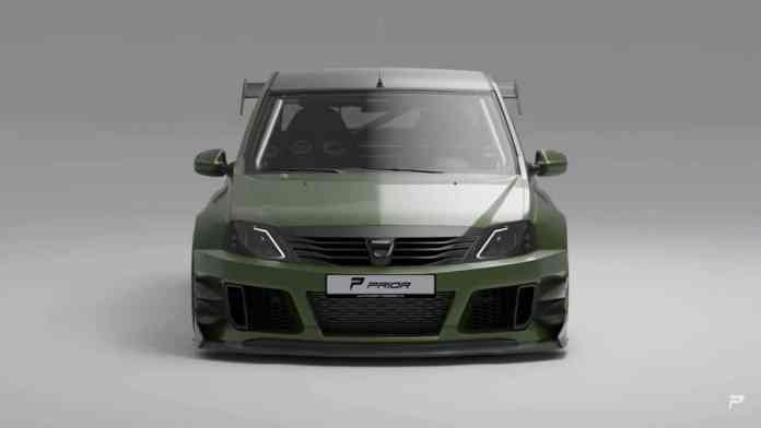 Dacia Logan by Prior Design