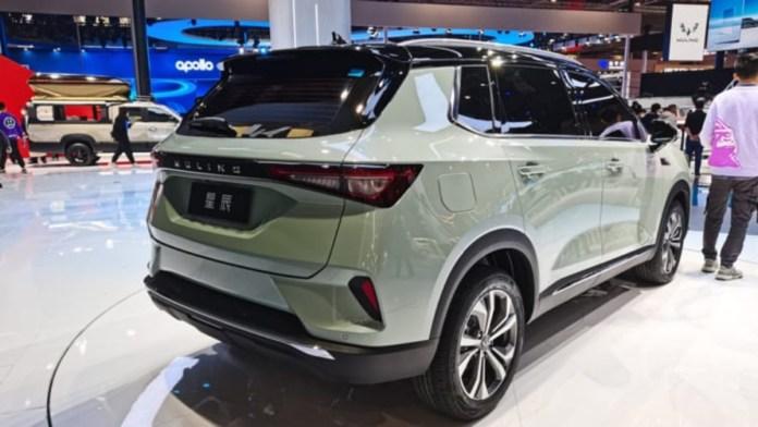 Wuling Xingchen 2021