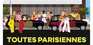 60e Anniversaire de la Renault 4L - IDEAT réalise pour Renault - Toutes Parisiennes