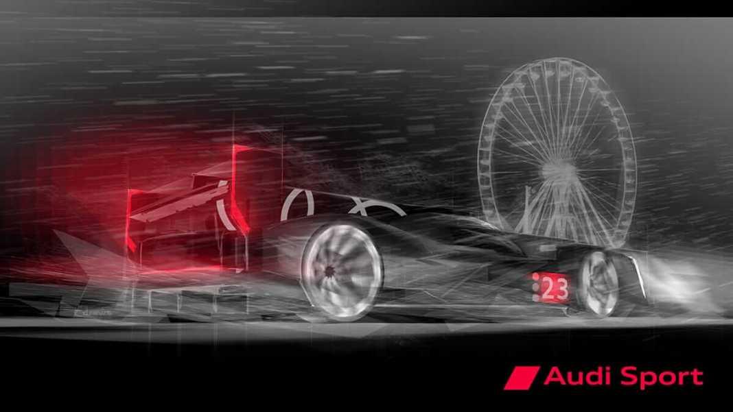 Audi 24h Mans