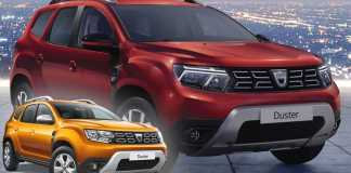 Dacia duster 2021 restylé