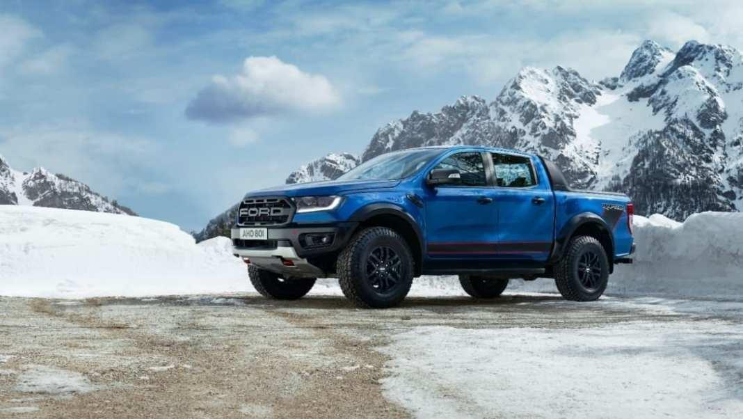 Ford Ranger RaptorSpecialEdition