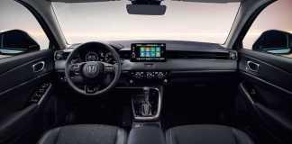 Honda HR-V interieur