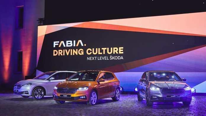 Nouvelle Skoda Fabia 2021