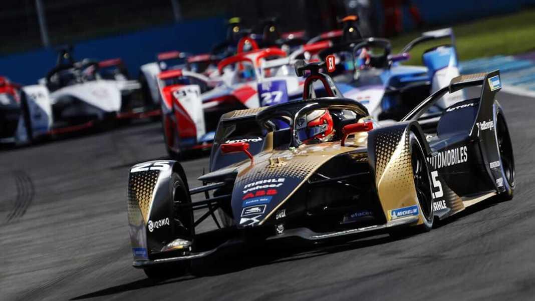 DS Automobiles toujours en lice pour les titres dans le championnat du monde FIA de Formule E