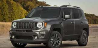 Jeep Renegade 2021