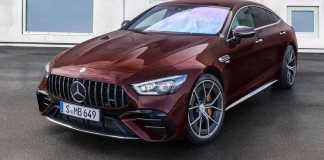 Mercedes-AMG GT Coupé 4 portes