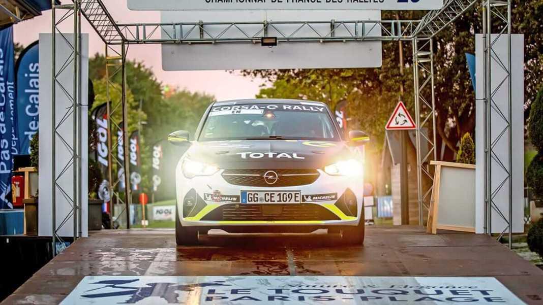Opel Corsa-e Rallye