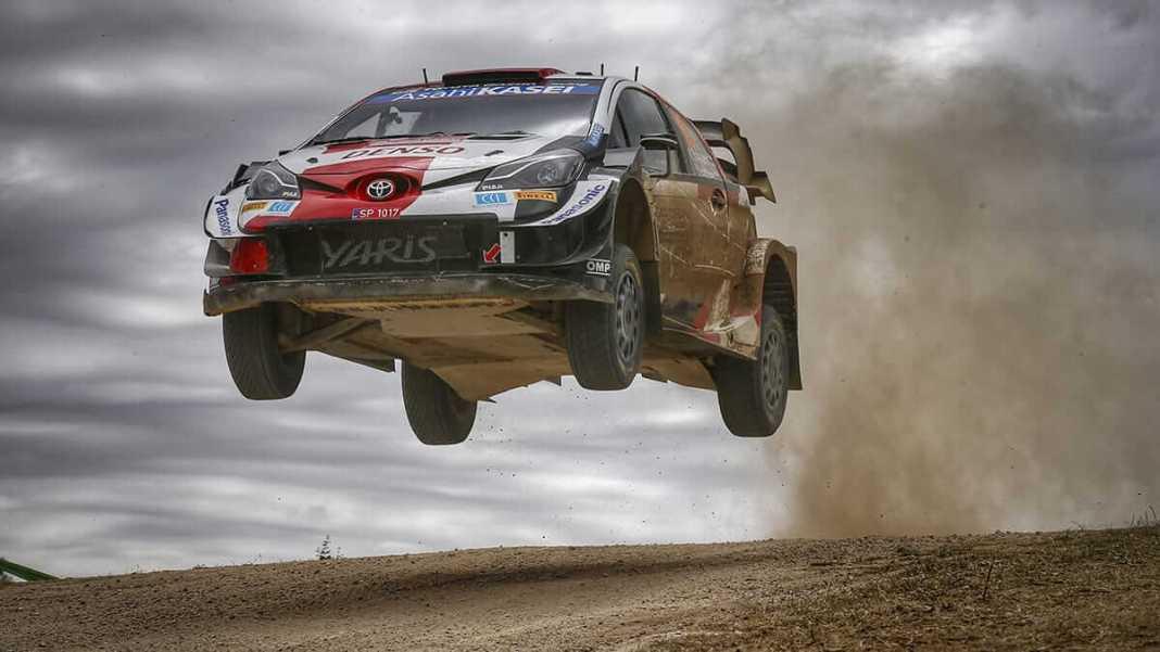 Safari Rally Kenya - la Toyota Yaris WRC affronte pour la première fois cette épreuve mythique