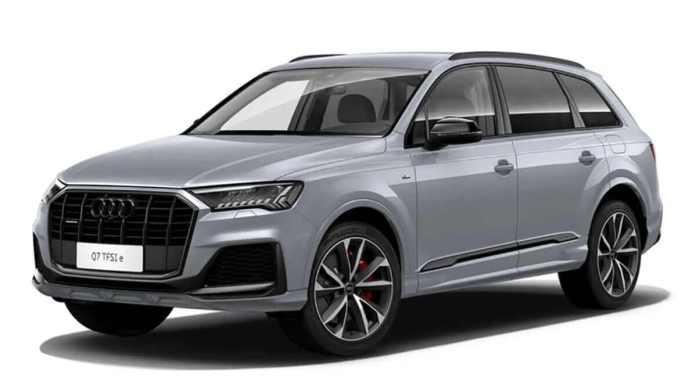 Audi Q7 TSI e Pack Competition Plus