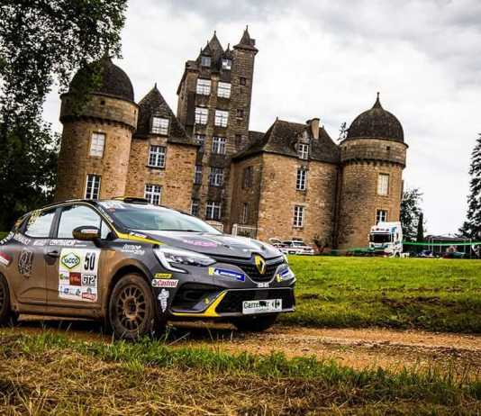 Clio Trophy France Terre 2021