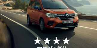 nouveau Renault Gangoo