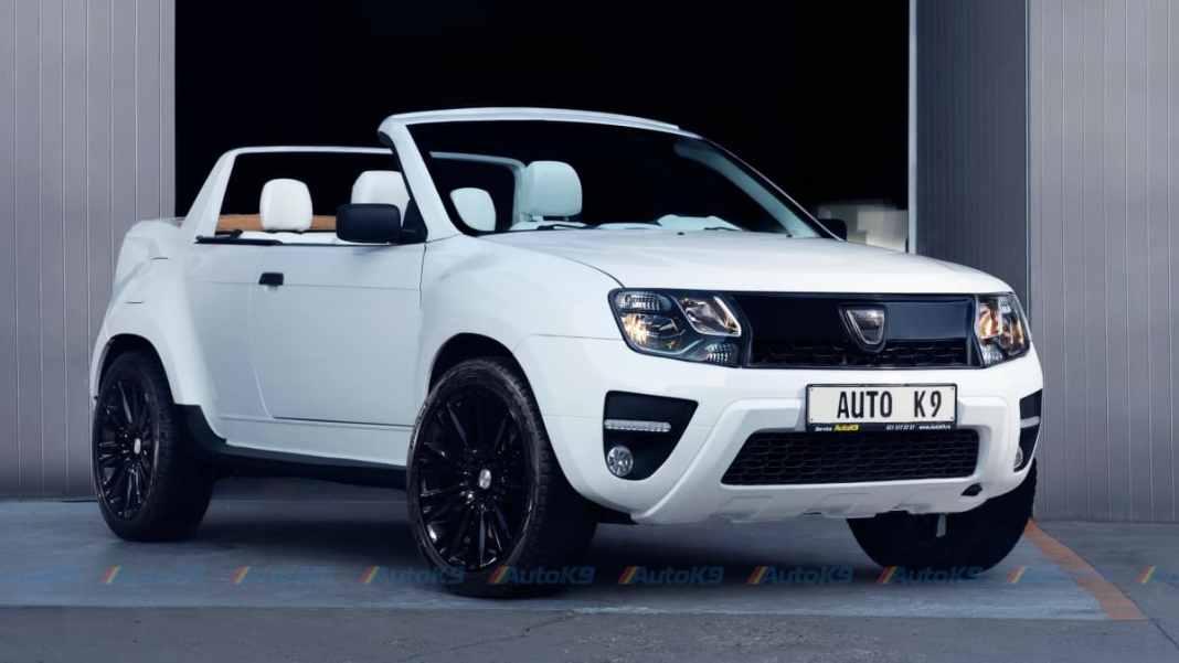 Dacia Duster Summer - crédit photo AutoK9
