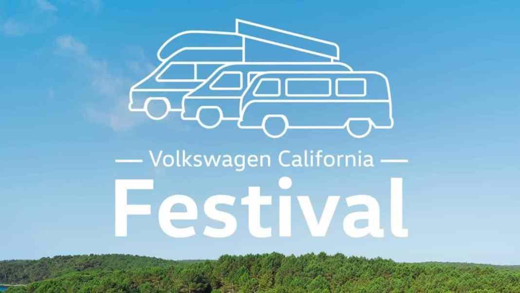 Volkswagen California Festival