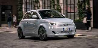 Nouvelle Fiat 500 2021