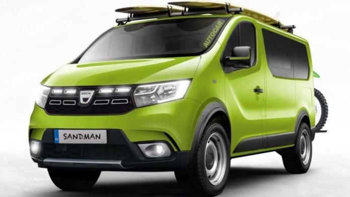 Dacia Sandman - Camping-car