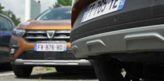 Story Dacia larme secrte face aux gratignures