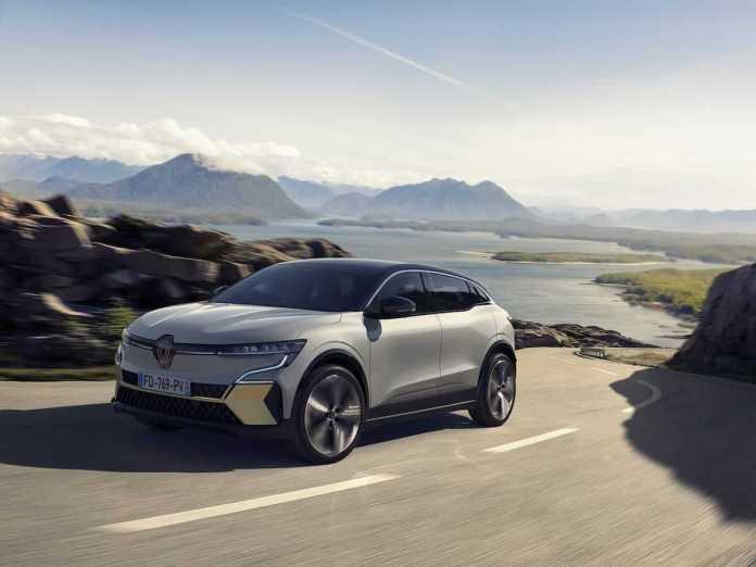 Nouvelle Renault Mégane E-TECH Electric