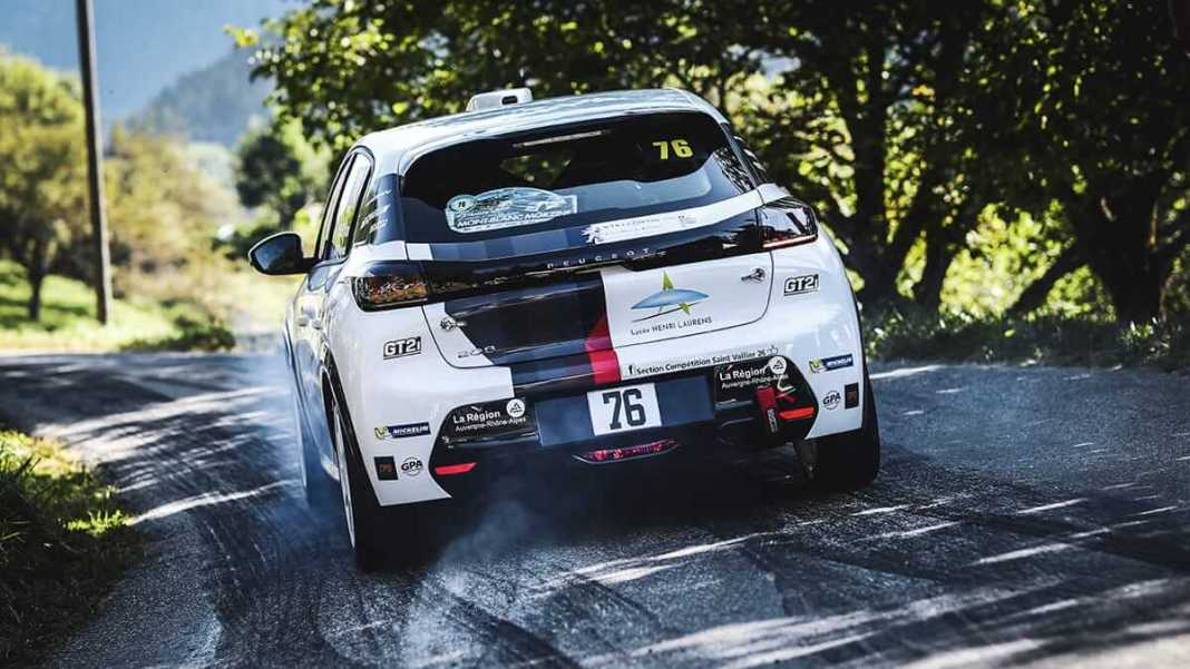 208 Rally Cup