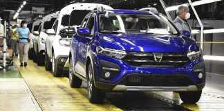 Dacia Sandero Stepway 2022