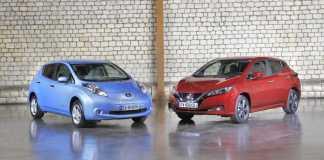 Nissan vend 250 000 véhicules 100% électriques En Europe
