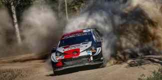Toyota Yaris WRC 2021