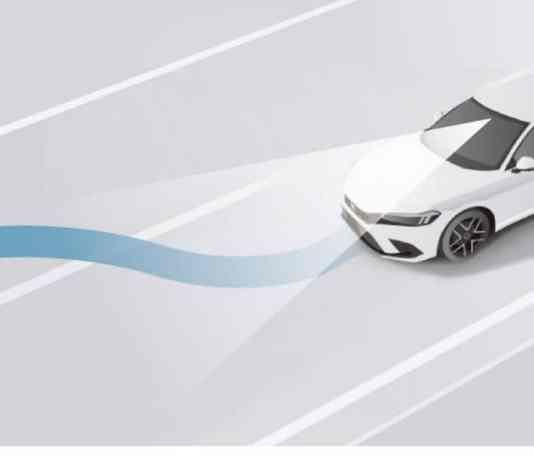 Honda Sensing 360 - 2021