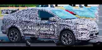 Nouvelle Renault Logan - crédit image Avtograd News