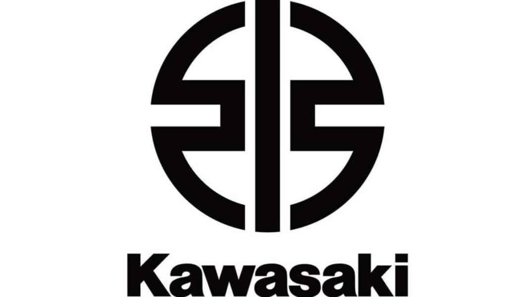 Kawasaki nouveau logo
