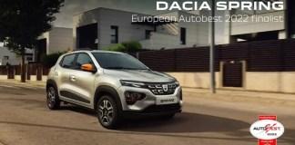 Dacia Spring AutoBest 2021