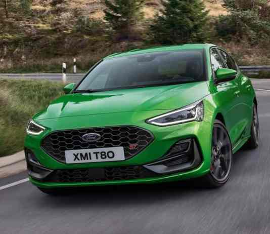Ford Focus ST 2022