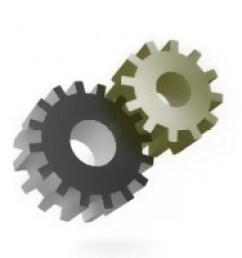 leeson electric 096002 00 parallel shaft ac gearmotor 13 hp 14 12 rpm [ 3000 x 3000 Pixel ]
