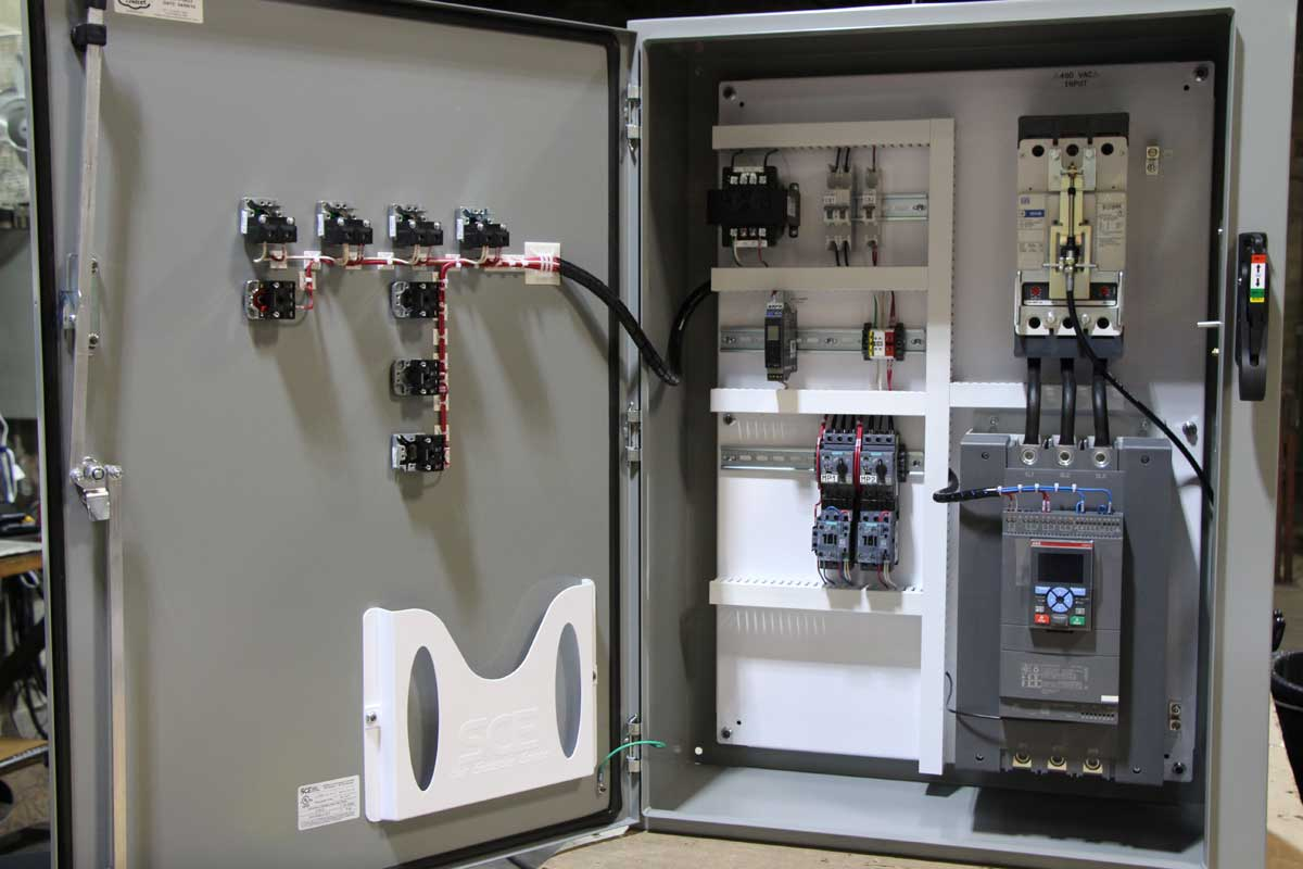 hight resolution of our electrical control panel and automation system capabilities