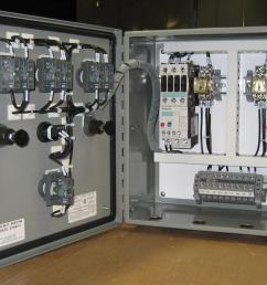 duplex pump panel siemens starters [ 1358 x 974 Pixel ]