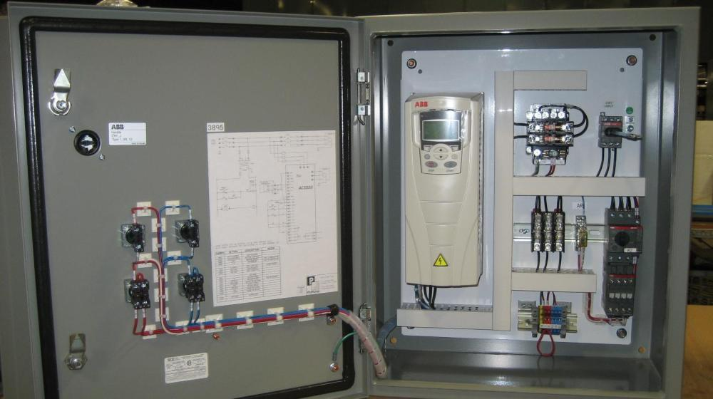 medium resolution of duplex pump panel with vfd