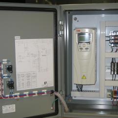 Control Wiring Diagram Of Vfd 99 Jeep Cherokee Radio Industrial Commercial Pump Panels
