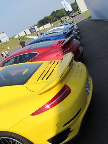 Porsche 911 Turbo Andres O'Neill photo Bad Driburg 02
