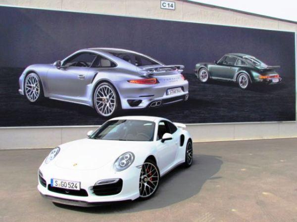 Porsche 911 Turbo Andres O'Neill photo Bad Driburg 17 A