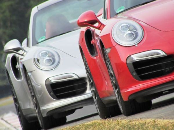 Porsche 911 Turbo Andres O'Neill photo Bad Driburg 21