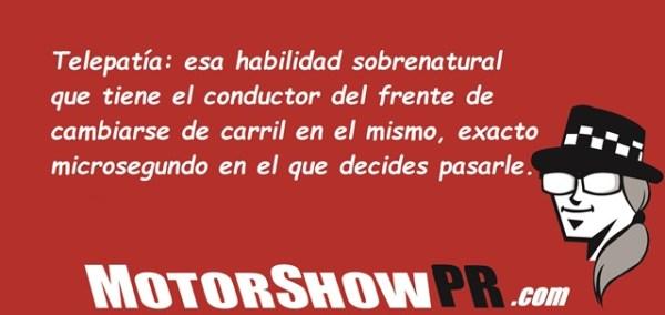 Motor show arranca motorshowpr mspr meme telepata small fandeluxe Image collections