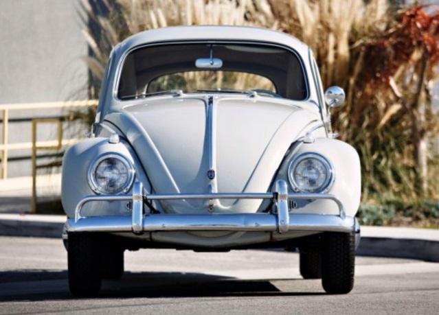 Classic Roue Beetle vintage club automobile Adulte T-Chemise S-XXL