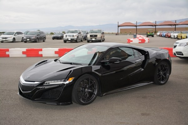 2017 Acura NSX Andres O'Neill photo 07