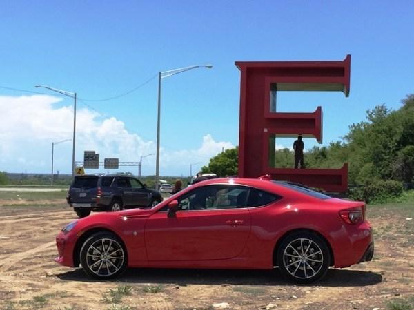 En el trayecto hacia Guánica, una parada en Ponce.