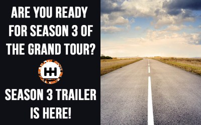 Are You Ready For Season 3 Of The Grand Tour?