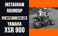 motor speed news instagram roundup - the Yamaha XSR900